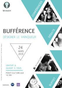 "La ""Bufférence"" 2018"